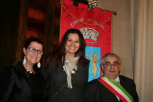 """Weekend"" Cultural .A.C.I.MA, lançamento da Antologia 'Pensieri in Parole"", Itália-2013."