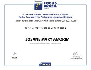 Focus Brasil JOSANE MARY