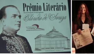 Prêmio Literatura, categoria Melhores Romances 2012. Petrópolis.