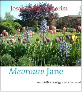 Cover MEVROUW JANE